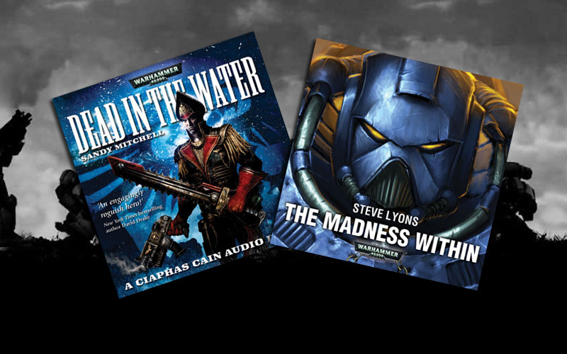 Win a Black Library Audio Book – Easy!