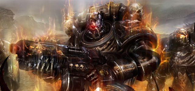 Forbidden Lore – Legion of The Damned