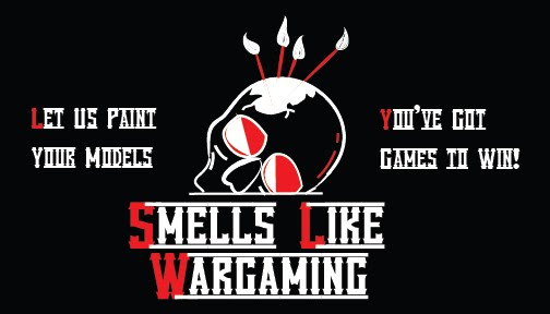 Winner of The Smells Like Wargaming Contest