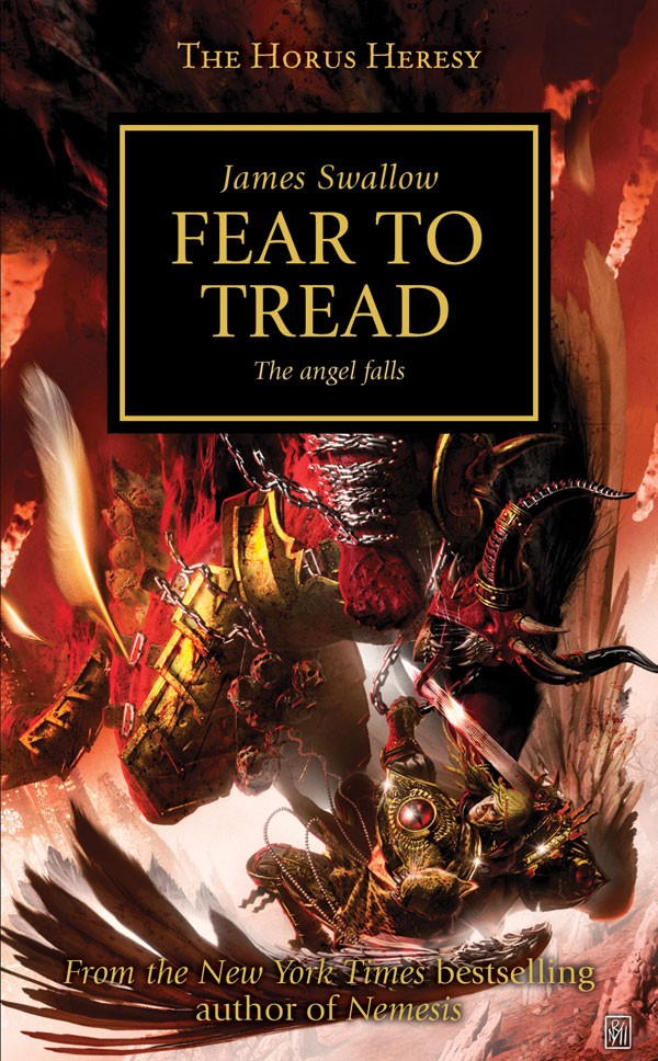 Review: Fear to Tread by James Swallow
