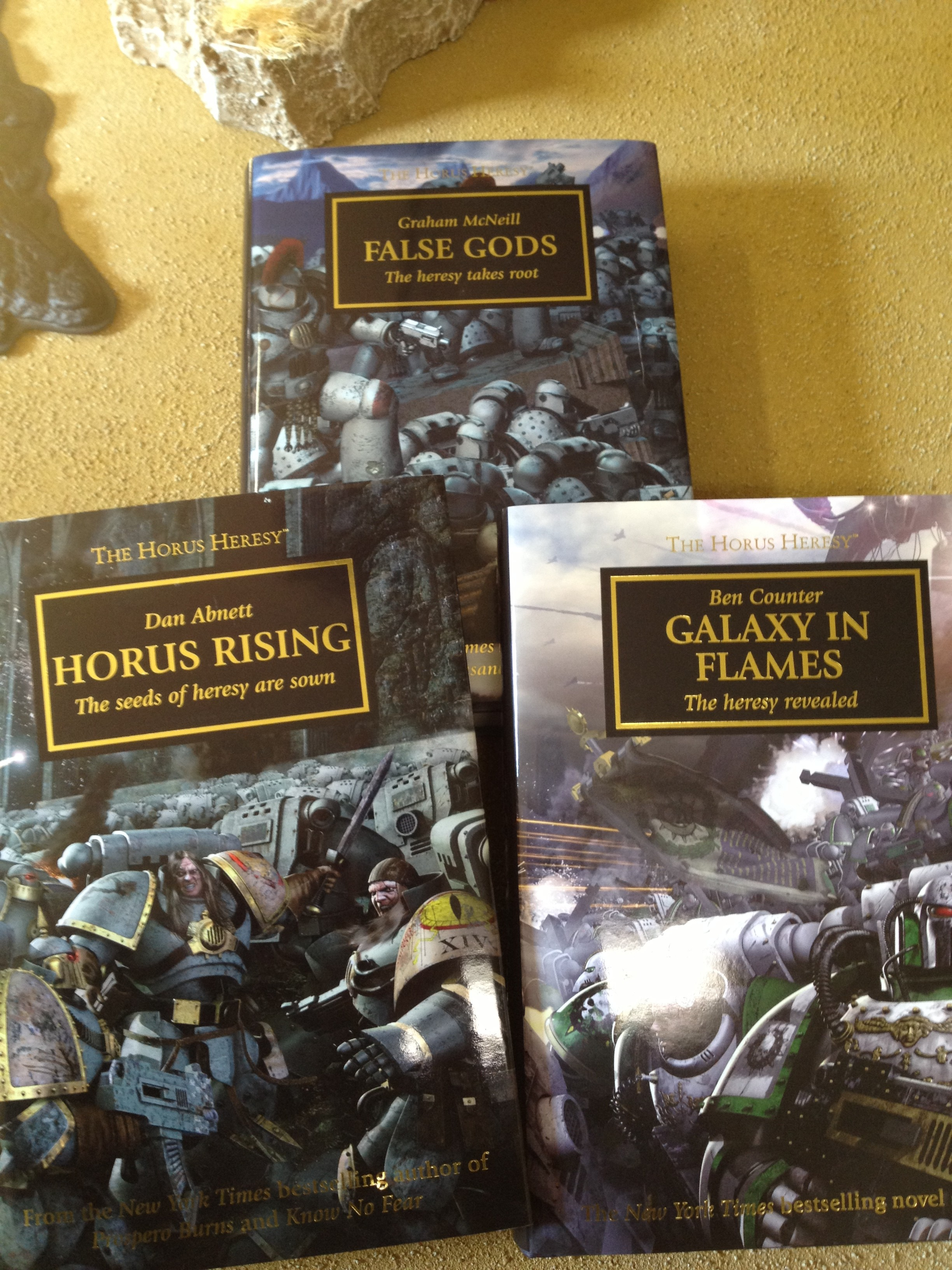 Review: Horus Heresy Collectors Editions