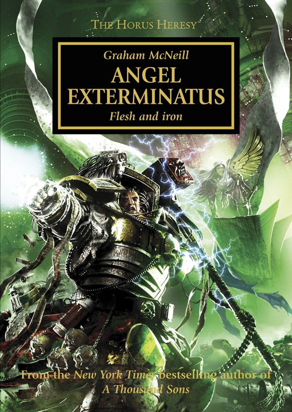 Review: Angel Exterminatus by Graham McNeil
