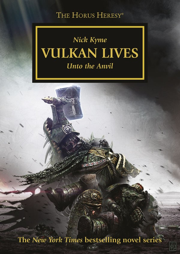 Review: Vulkan Lives by Nick Kyme