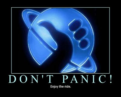 Don't Panic! – Changing Podcast RSS Feed