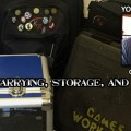 Episode 133 – Carrying, Travel, and Storage Solutions