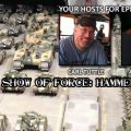 Episode 134 – Show of Force: Hammer of The Emperor