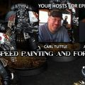 Episode 135 – Speed Painting and Forge World Models