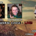 Episode 188: The Warrior Lodge – LIVE!